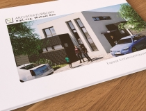 Expose für das Architekturbüro Rau